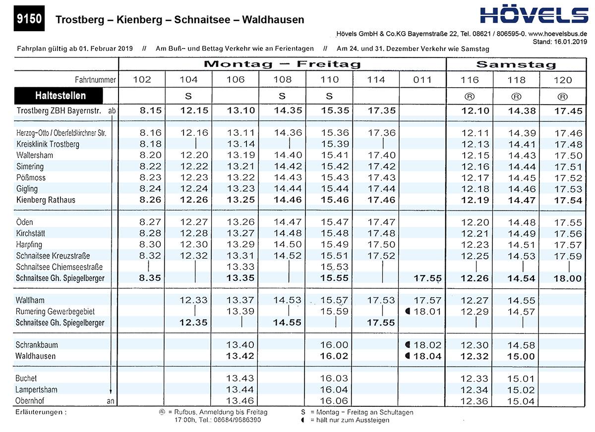 Hoevels-Bus-Linie-9150-Trostberg-Kienberg-Schnaitsee-Waldhausen